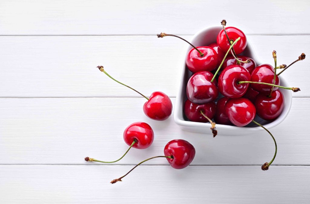 We love cherries!